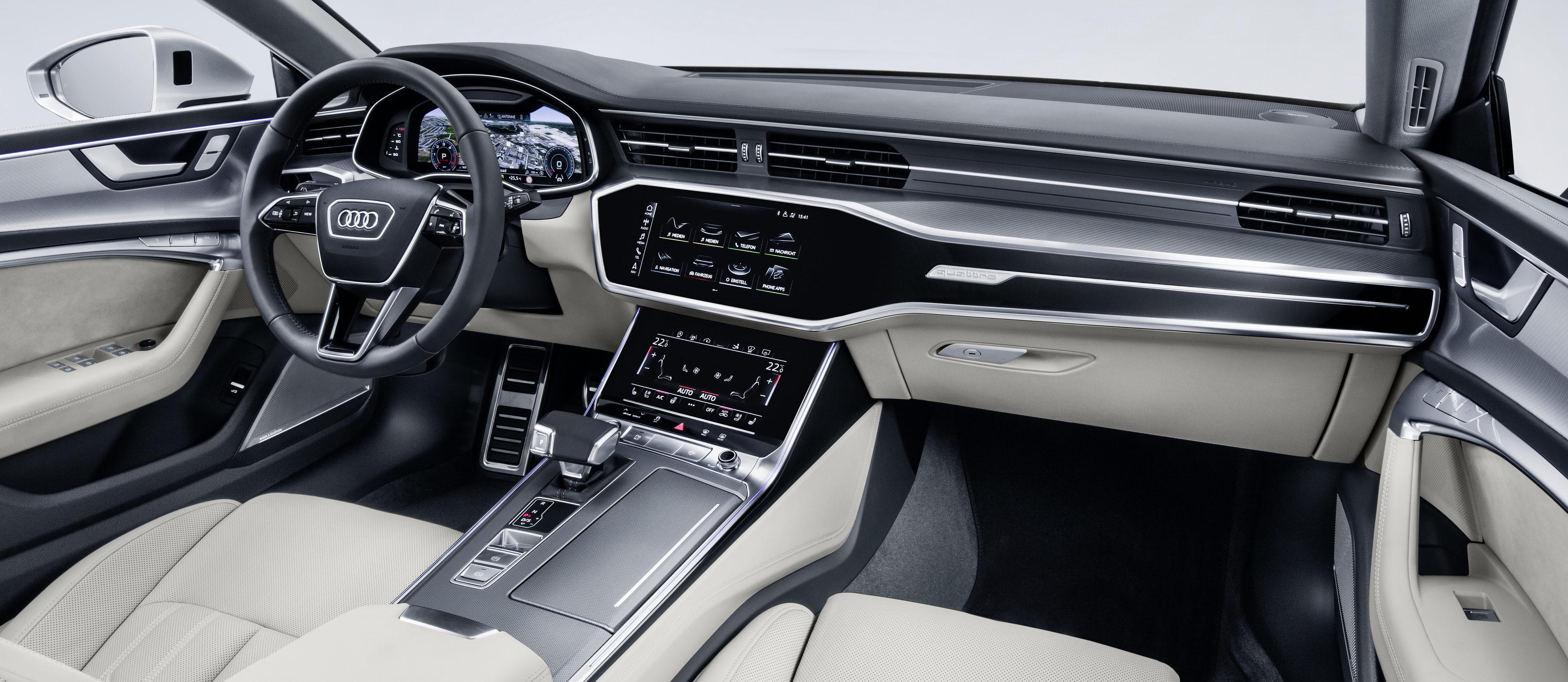 Audi A6 2018 Preise Motoren Amp Verkaufsstart Carwow
