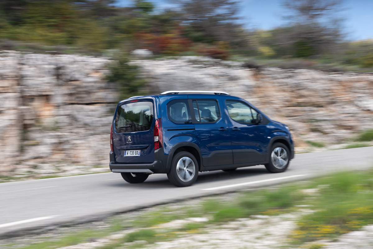 Peugeot Rifter dynamic