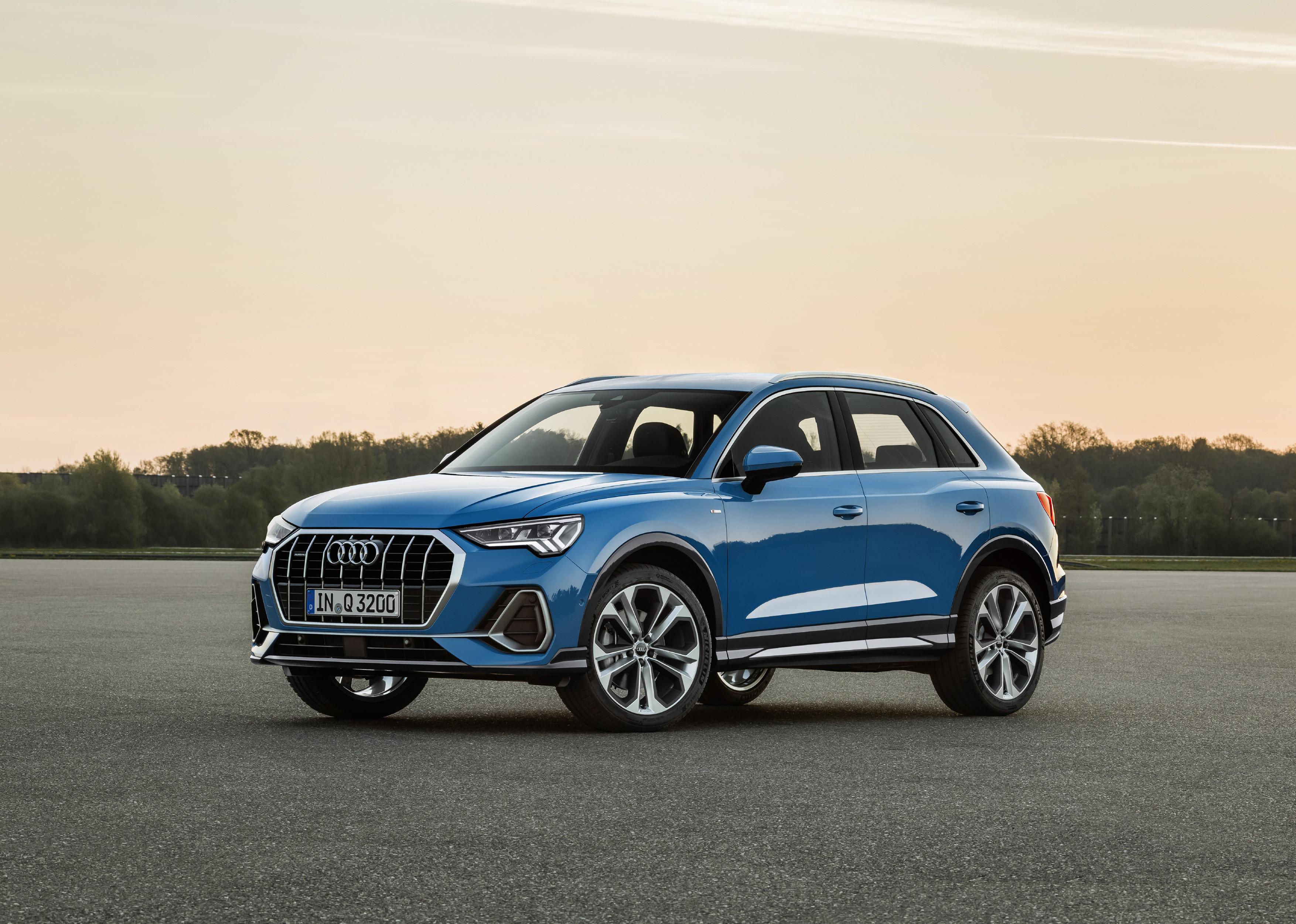Audi Q3 2018 Preise Motoren Amp Verkaufsstart Carwow