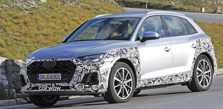 Audi Q5 2020 Preise Technische Daten Verkaufsstart Carwow De
