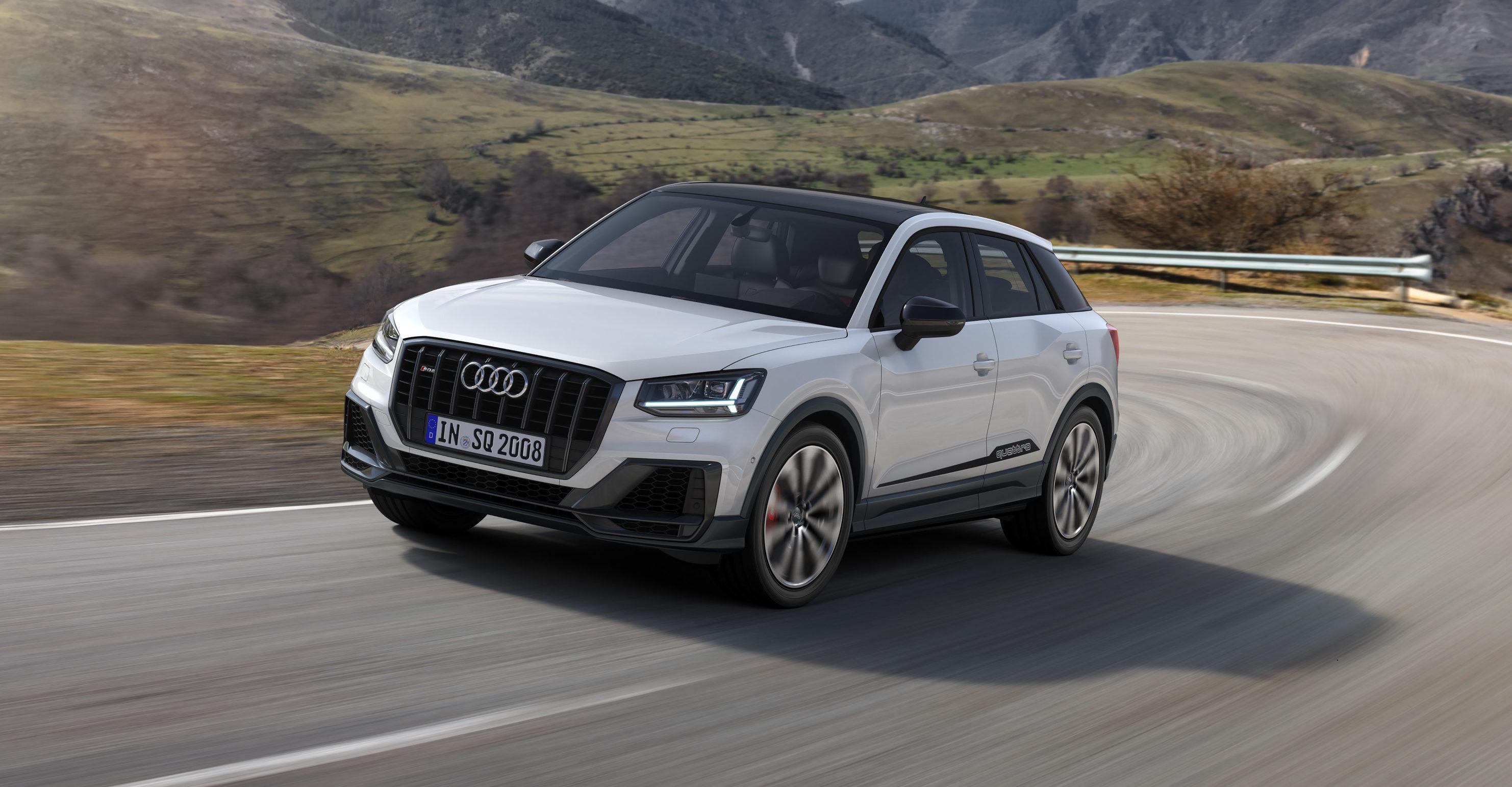 Audi SQ2 2018: Preise, Motoren & Verkaufsstart | carwow