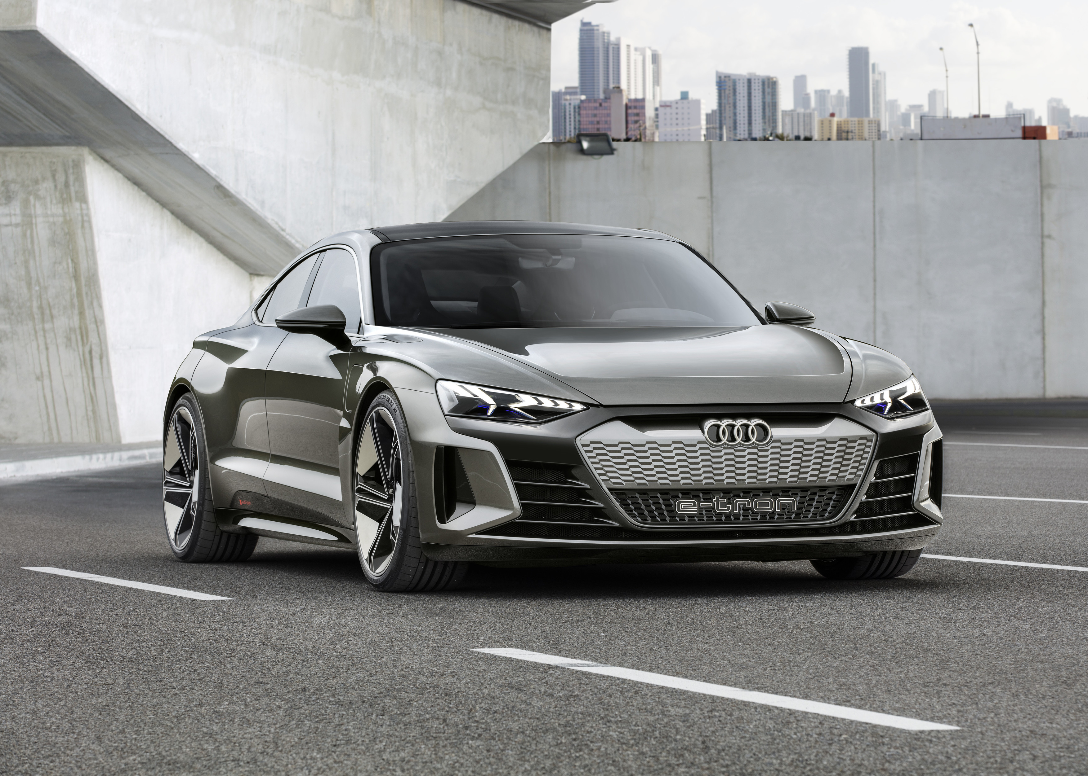 Audi e-tron GT 2020: Preise, technische Daten ...