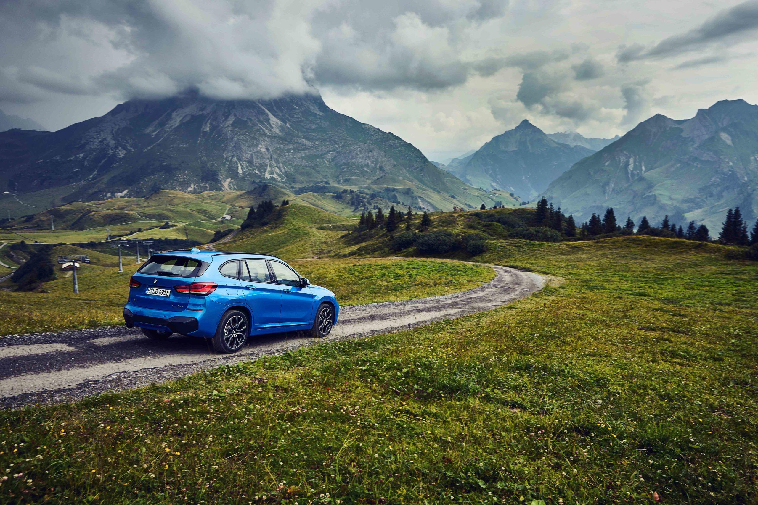 BMW_X1_PHEV_rear