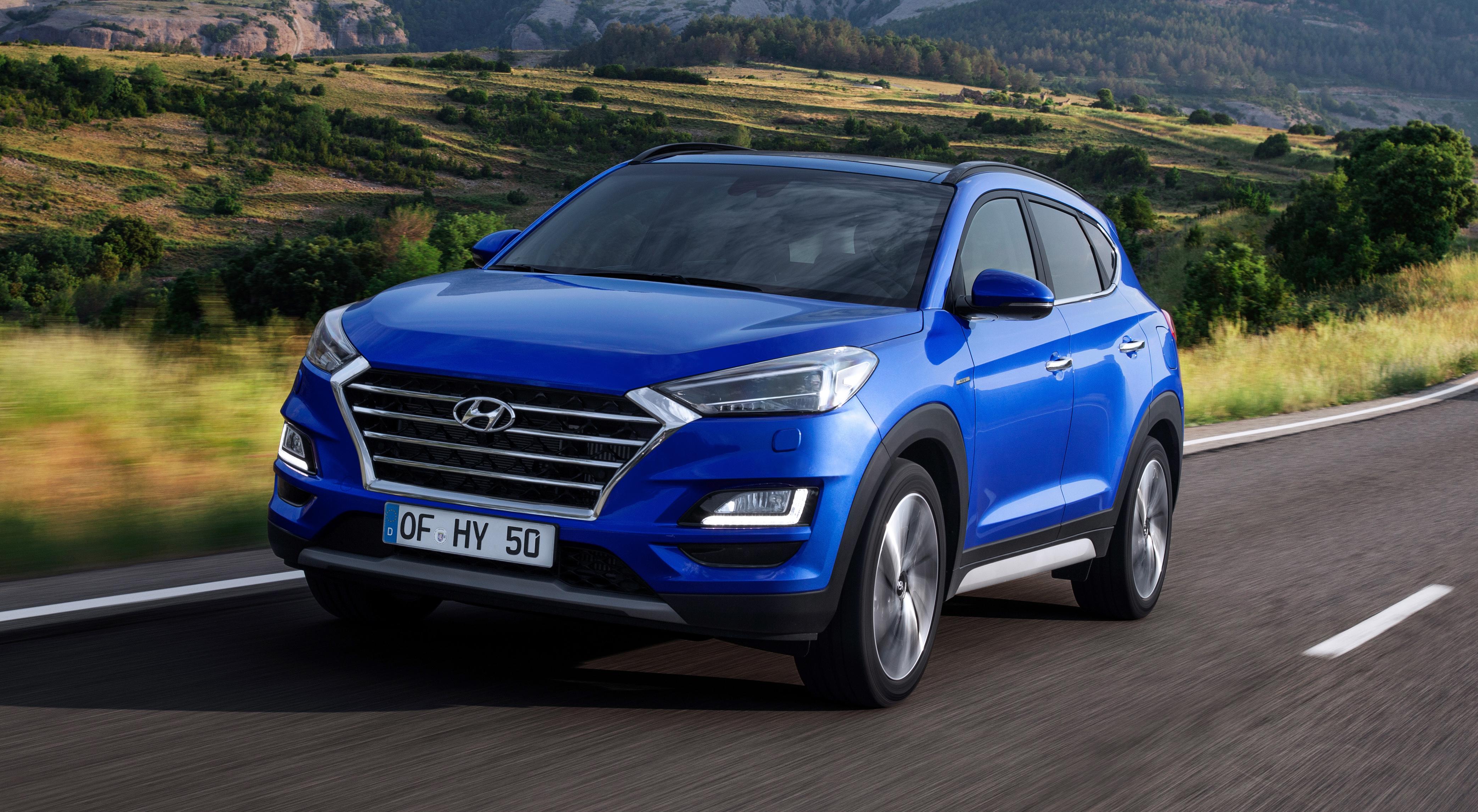 Hyundai Tucson Farben: Welche Lackierung darf es sein ...