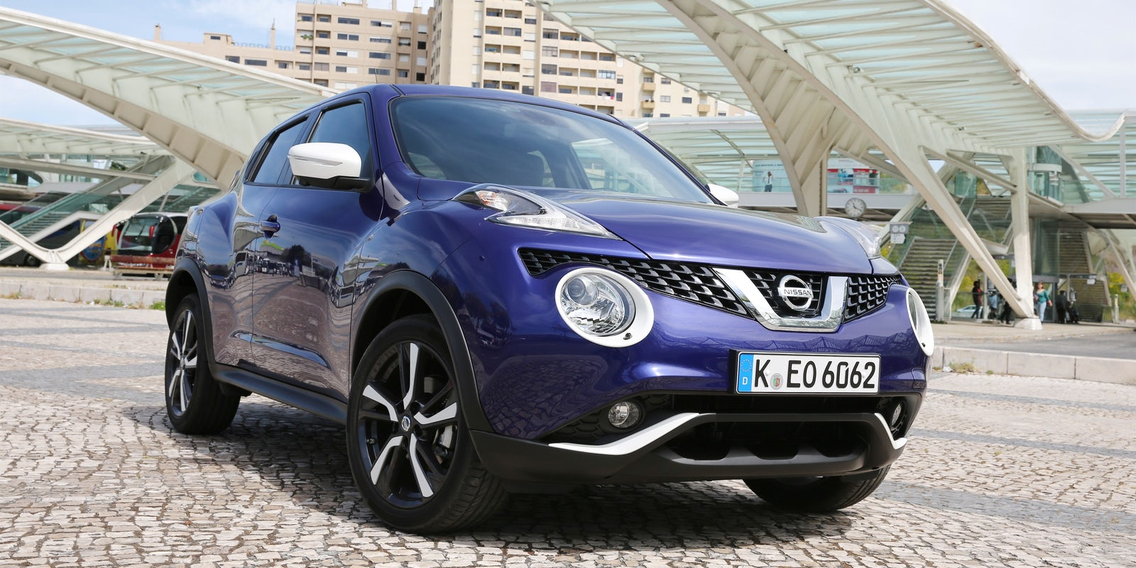 nissan juke test technische daten preis carwow. Black Bedroom Furniture Sets. Home Design Ideas
