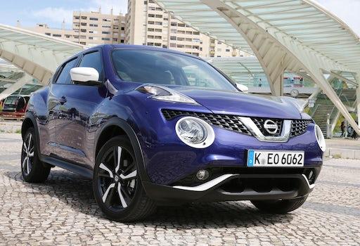 Nissan tests und angebote vergleichen carwow for Nissan juke angebote
