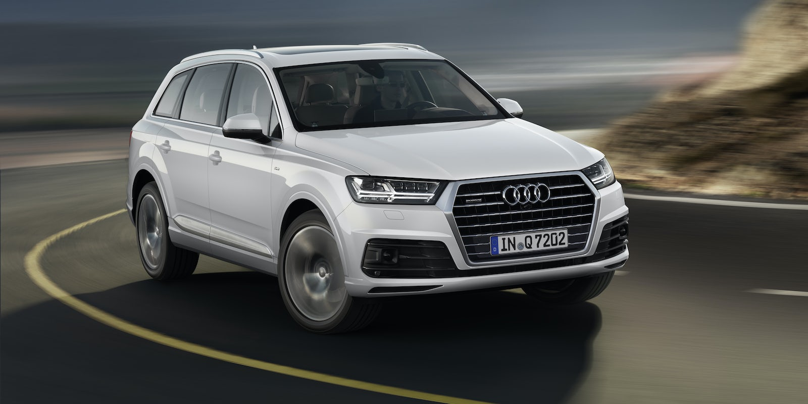 audi q7 test technische daten preis carwow. Black Bedroom Furniture Sets. Home Design Ideas