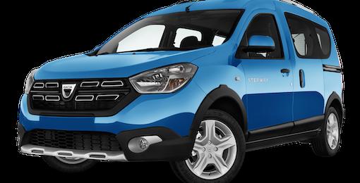 1. Dacia Dokker mit 0 % durchschn. Ersparnis zur UVP sichern