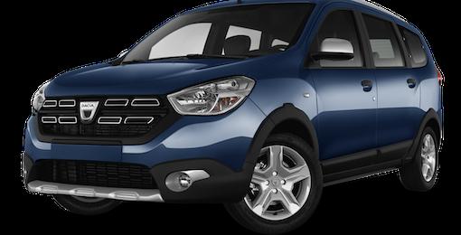 4. Dacia Lodgy mit 24 % durchschn. Ersparnis zur UVP sichern