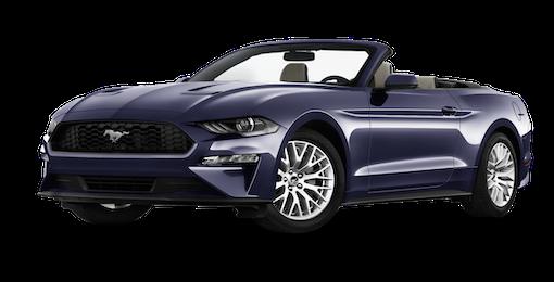 2. Ford Mustang Cabrio mit 11 % durchschn. Ersparnis zur UVP sichern