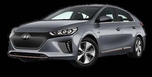 3. Hyundai IONIQ Elektro mit 35 % durchschn. Ersparnis zur UVP sichern