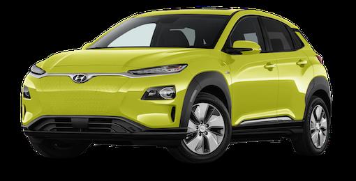 2. Hyundai Kona Elektro mit 35 % mittl. Ersparnis zur UVP sichern