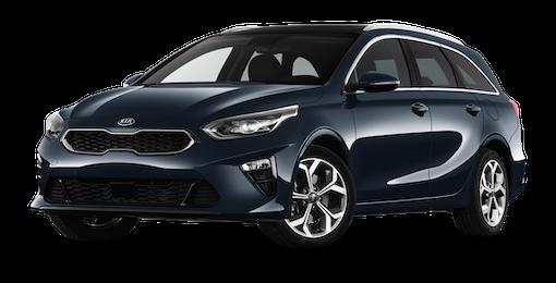 6. KIA Ceed Sportswagon Plug-in Hybrid mit 34 % durchschn. Ersparnis zur UVP sichern