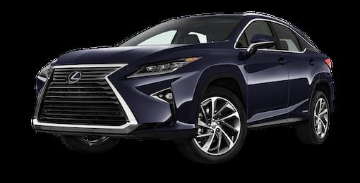 3. Lexus RX mit 9 % durchschn. Ersparnis zur UVP sichern