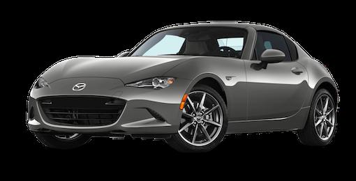 2. Mazda MX-5 RF mit 18 % durchschn. Ersparnis zur UVP sichern