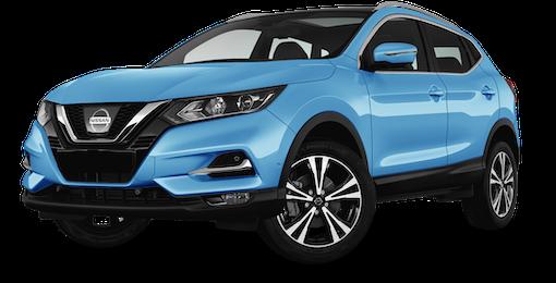 5. Nissan Qashqai mit 26 % durchschn. Ersparnis zur UVP sichern
