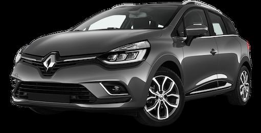 2. Renault Clio Grandtour mit  % durchschn. Ersparnis zur UVP sichern