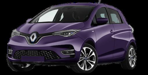 2. Renault ZOE mit 51 % durchschn. Ersparnis zur UVP sichern