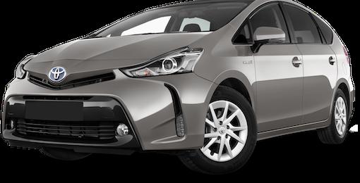 1. Toyota Prius+ mit  % durchschn. Ersparnis zur UVP sichern