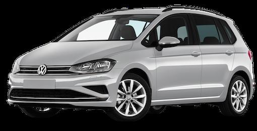 3. VW Golf Sportsvan mit  % durchschn. Ersparnis zur UVP sichern