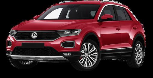 2. VW T-Roc mit 12 % durchschn. Ersparnis zur UVP sichern