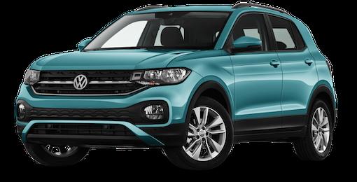 2. VW T-Cross mit 11 % durchschn. Ersparnis zur UVP sichern